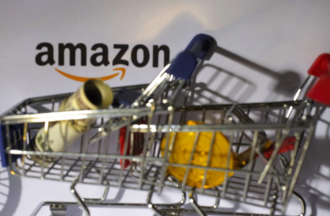 """外媒:英国考虑向亚马逊等科技公司征收""""在线销售税"""""""